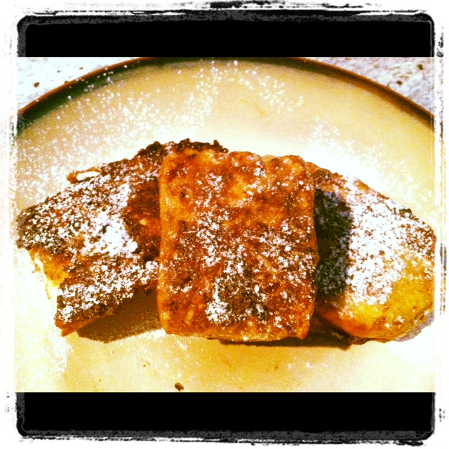Sinful French Toast