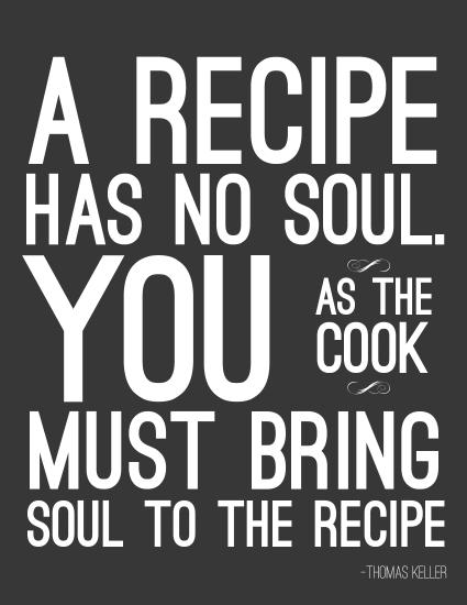 recipe soul